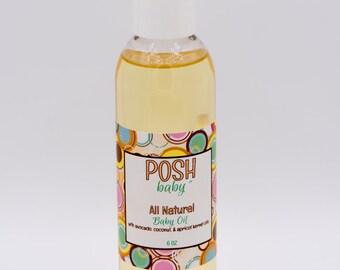 Baby Oil !! POSH Baby