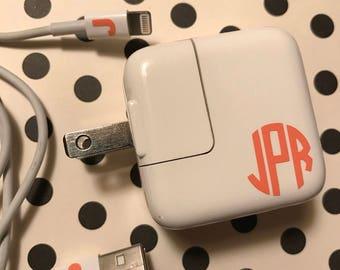 Monogram Labeling Kit for iPads