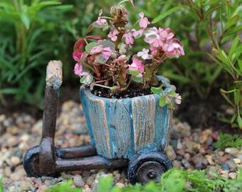 Fairy Garden   Bicycle Planter   Miniature