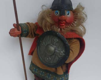 Arne Hasle Norway viking doll