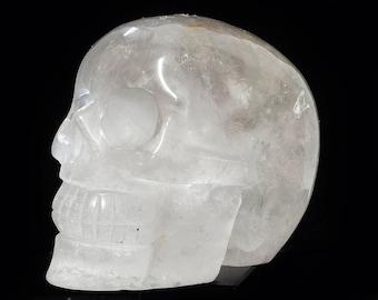 Crystal Skull rhinestone, skull 2810 grams!