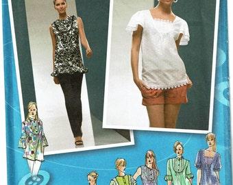 Simplicity Pattern 3504 Misses Top Size P5 (12-20) UNCUT