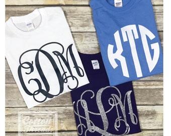 SALE***Large Monogrammed T-Shirt