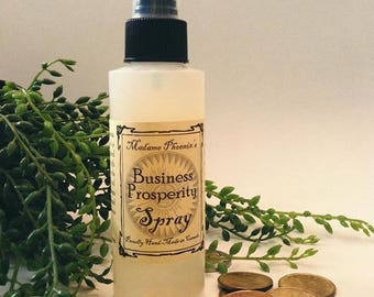 Business Prosperity Magical All Natural Mist Incense