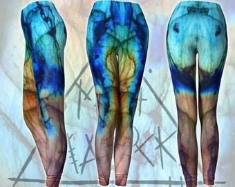 Labradorite Leggings [XS to XL] [Made-to-Order]