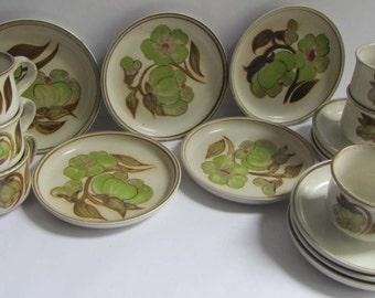 denby plates   etsy & Antique Denby Pottery \u2013 My Home Idea Design