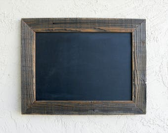 Rustic Chalkboard. Wooden Frame Chalkboard. Kitchen Chalkboard. Menu Chalkboard. Rustic Wedding Menu. Wedding Decor. Rustic Restaurant Decor