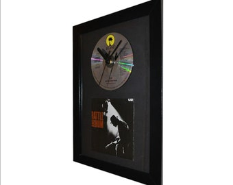 U2 - How To Dismantle An Atomic Bomb - CD and Art Clock