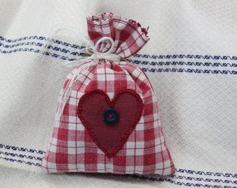 Vintage Inspired Lavender Bags
