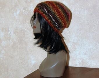 Desert Sands Crochet Hat