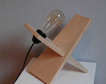A beautiful unique lamp