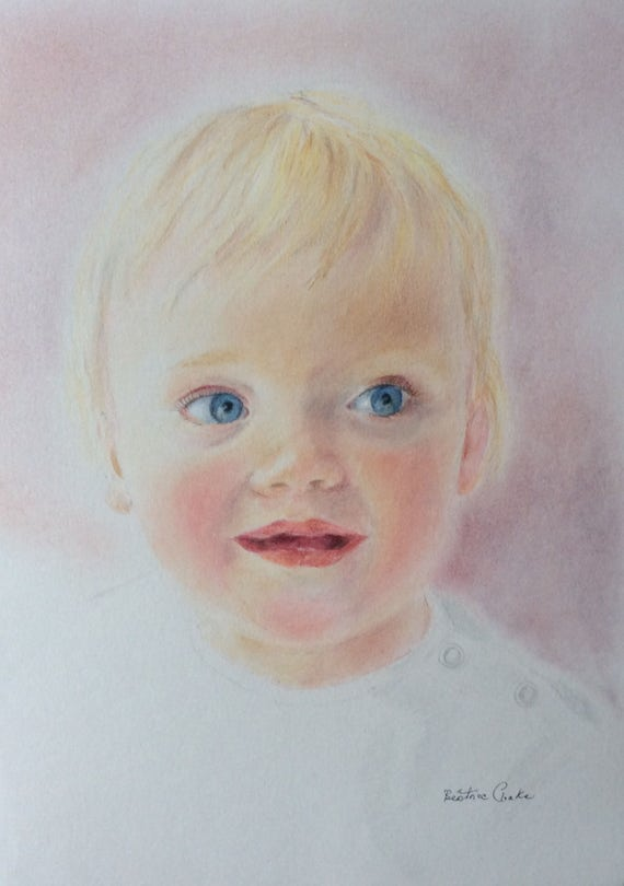 COMMISION a Pencil Portrait