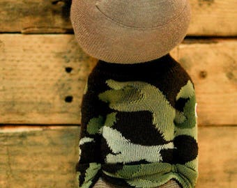 Moose Sock Animal