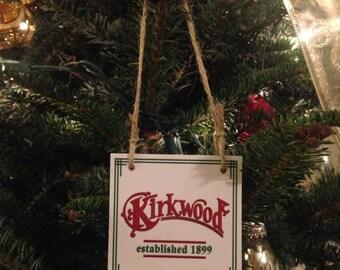 Kirkwood Neighborhood Ornament