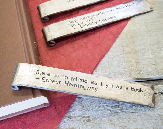 Anniversary Bookmark