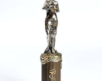 "Silver Figurine ""Hygieia"""