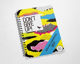 LEVEL 1 Age 3-5 Don't Give Up 2017 Convention. Kids Activities. PRINTED