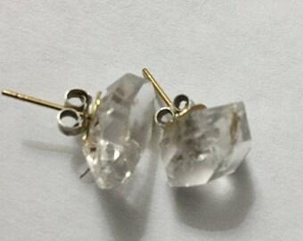 Payson Diamond 'herkimer' Earrings