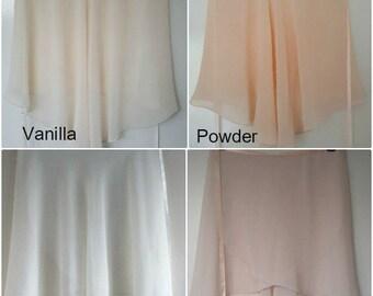 Ballet Skirts Single colours: Pale delicates