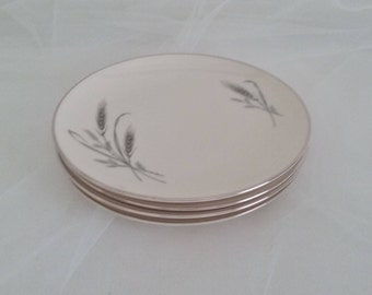 Society Harvest Time Fine China Bread & Butter Plates//Harvest Time Fine China//Society Fine China
