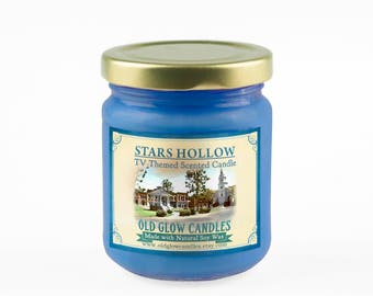 Stars Hollow Inspired Scented Soy Candle