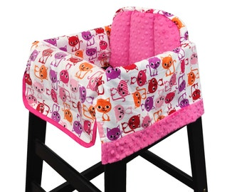 Kitty High Chair Cover Reataurant