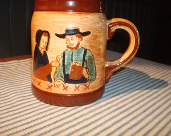 Pennsbury pottery Amish mug/stein