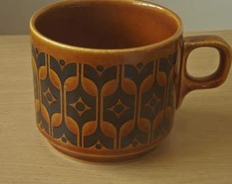 Hornsea Heirloom Brown cup
