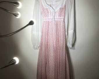 the strawberries and cream dress