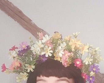Selfmade Flowercrown// Flowers// Fake Flowers// Tiara// Selfmade// Handmade// OliSkyless