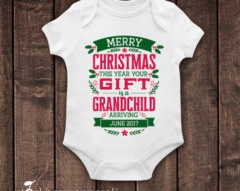 "Shop ""christmas pregnancy announcement"" in Boys' Clothing"