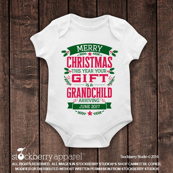 Christmas Pregnancy Announcement Christmas Baby Announcement – Christmas Baby Pregnancy Announcement