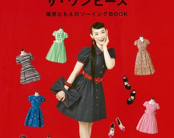 "Japanese Sewing Book ""The One Piece Shinohara Tomoe's Sewing Book""[4579115317]"