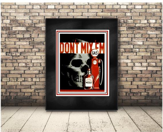 High Resolution Digital Download Poster of Vintage ...