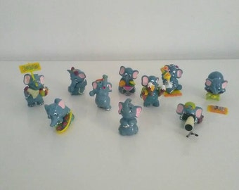 Elefantao Kinder Surprise/Kinder Surprise 1995/Gift Collectors