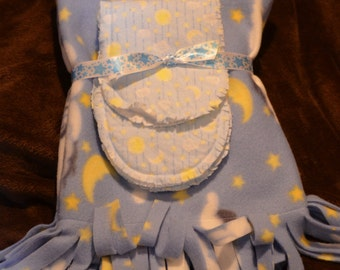 Baby Gift Set, Baby Blanket and Burp Cloths