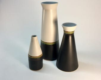 Mid century vases- Set of 3