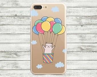 iPhone 7 / 7 Plus Case Cat iPhone 6 / 6s / 6s Plus Case, iPhone 5s / 5 / SE Case, Hard plastic or rubber iPhone case.
