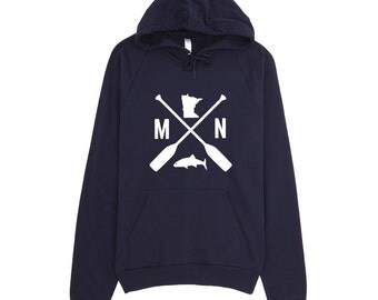 Minnesota Sweatshirt | Minnesota Hooded Sweat Shirt | Minnesota Hoodie |Minnesota Gift | Minnesota Clothing