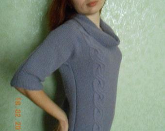 Angora Sweater Etsy