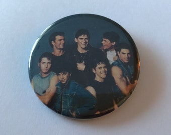 The Outsiders Pinback Button