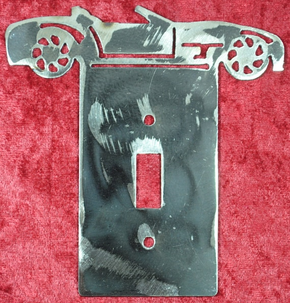 1994 Viper Light Switch Cover Plate, Light Switch Cover, Home Decor, Office Decor, Sports Car, Convertible, Man Cave Art, Automotive Art