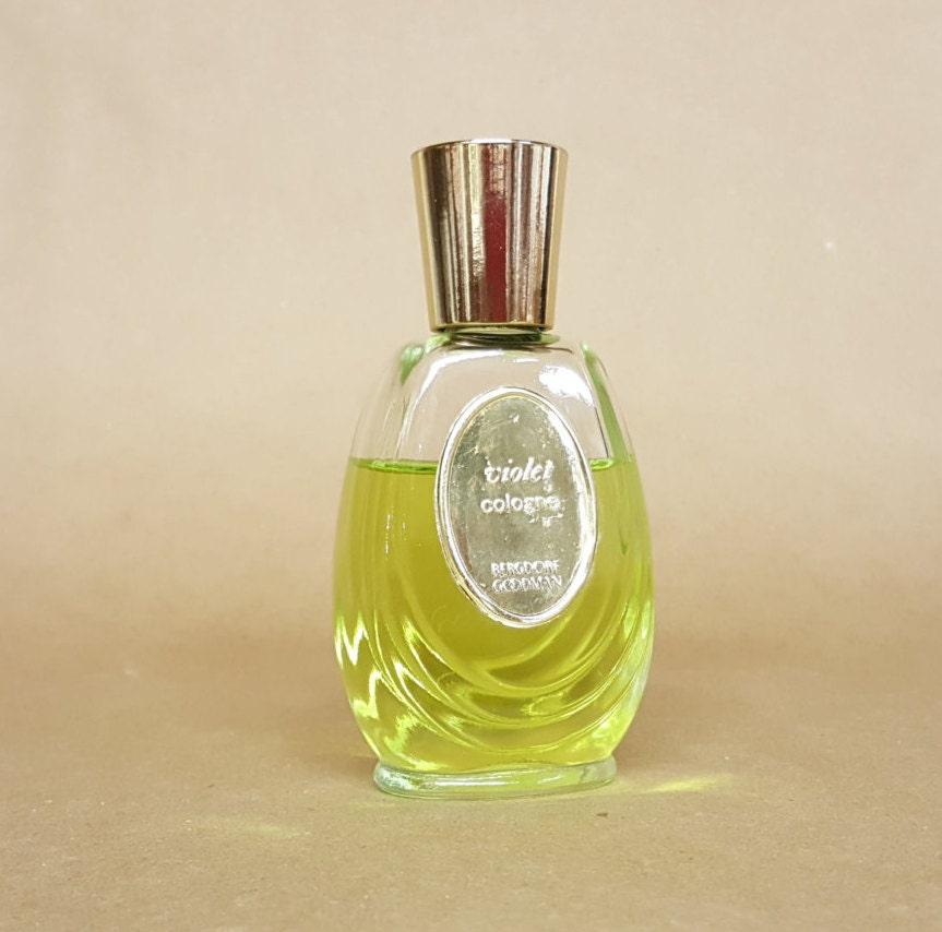 vintage violet cologne bergdorf goodman 80 full bg perfumes inc new york. Black Bedroom Furniture Sets. Home Design Ideas
