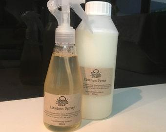 Natural Kitchen Spray