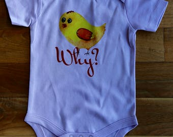 Chicks Why/ bodysuits/chicks/baby gifts/