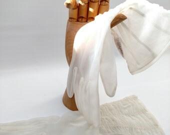 Shalimar sheer gloves