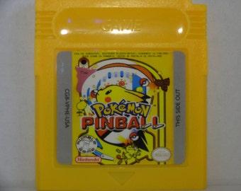 Pokemon Pinball gameboy color