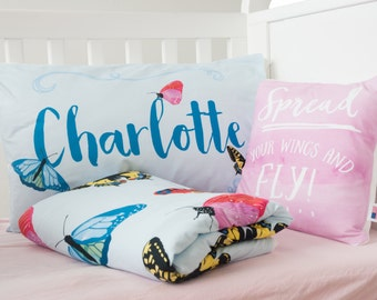 Items Similar To Unique Bright Colored Bedding Sets Girls