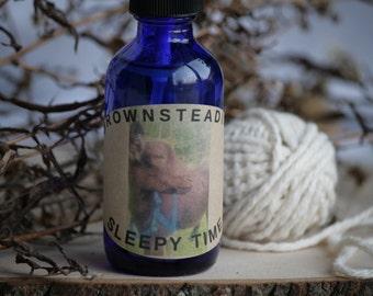 Essential Oil Sleepy Time Spray, Sweet Dreams, Good Nights Sleep