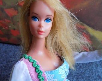 vintage barbie 1960 pretty doll BUSY BARBIE? whole lot